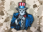Picture of Warrior USA Uncle Sam Velcro Patch