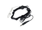 Picture of Z Tactical Tactical Throat Mic Headset (Black)
