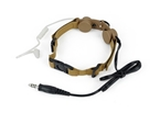 Picture of Z Tactical Tactical Throat Mic Headset (DE)