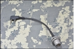 Picture of TCA Adapter Cable (U283 6-Pins conversion Kenwood 2PIN Version)