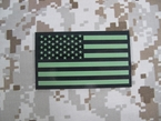 Picture of Dummy OD/IR US Flag Left Devgru Patch mlcs aor lbt