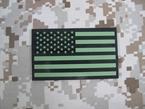 Picture of Dummy OD/IR US Flag Left Devgru Patch mlcs aor lbt