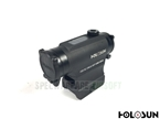 Picture of Holosun HS515C 2 MOA Dual Reticle Red Dot Sight (Solar/Battery Power)