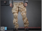 Picture of EMERSON G3 Tactical Pants W/ knee Pads (Sandstorm)