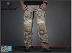 Picture of EMERSON G3 Tactical Pants W/ knee Pads (A-TAC)