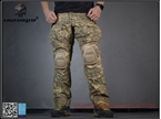 Picture of EMERSON G3 Tactical Pants W/ knee Pads (Badland)