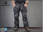 Picture of EMERSON G3 Tactical Pants W/ knee Pads (TYPHON)