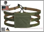 Picture of EMERSON 3-BAND LITE CUMMERBUND For AVS/JPC VEST (Multicam Tropic)