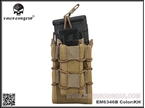 Picture of EMERSON TACO Double Decker Mag Pouch (KH)