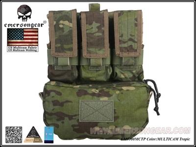 Picture of Emerson Gear Assault Back Panel (Multicam Tropic)