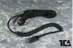 Picture of TCA Original H-250 PTT Handset Phone For TRI PRC-152 6-PINS Radio