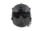 Picture of EVI Hgu-56/p Rotary Wing Aircrew Helmet Dummy (BK)