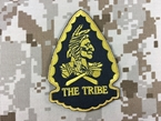 Picture of Warrior Devgru Navy SEALs Red Team The Tribe Patch (Black) mbss mlcs aor1
