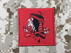 Picture of Warrior NSWDG Red Team Squad Patch (Red)