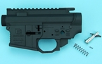 Picture of G&P Salient Arms SAI Metal Body for WA M4/M16 GBB (Black)