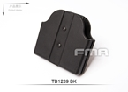 Picture of FMA Double Magazine Case For Belt (BK)