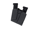 Picture of Kydex double Mag Pouch G17 (BK)