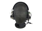 Picture of TCA COMTAC III Single Com Noise Reduction Headset For TCA TRI / Real Mil-Spec PTT 2017 New Version (OD)
