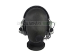 Picture of TCA COMTAC III Single Com Noise Reduction Headset For TCA TRI / Real Mil-Spec PTT 2017 New Version (FG)