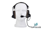 Picture of Z Tactical Peltor COMTAC II Type Noise Reduction Headset (Black)