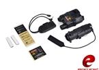 Picture of Element PEQ-15 LA-5 Red Laser M3X Illumination Combat Kit (Black)