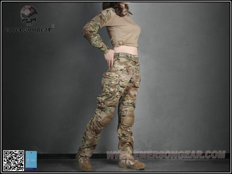 specwarfare airsoft emerson gear g3 combat uniform woman shirt