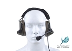 Picture of Z Tactical Peltor COMTAC II Type Noise Reduction Headset (OD)