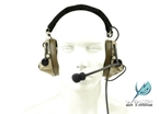 Picture of Z Tactical Peltor COMTAC II Type Noise Reduction Headset (Digital Desert)