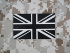 Picture of Dummy TAN/IR UK Flag Patch call of duty SAS SBS COD