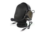 Picture of TCA COMTAC III Dual Com Noise Reduction Headset For TCA TRI / Real Mil-Spec PTT 2017 New Version (OD)