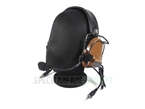 Picture of TCA COMTAC III Dual Com Noise Reduction Headset For TCA TRI / Real Mil-Spec PTT 2017 New Version (CB)