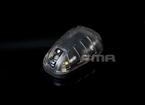 Picture of FMA HEL-STAR 6 Helmet Lamp ( RED LED / Black )