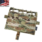 Picture of TMC Detachable Flap M4 Mag Panel (Multicam)