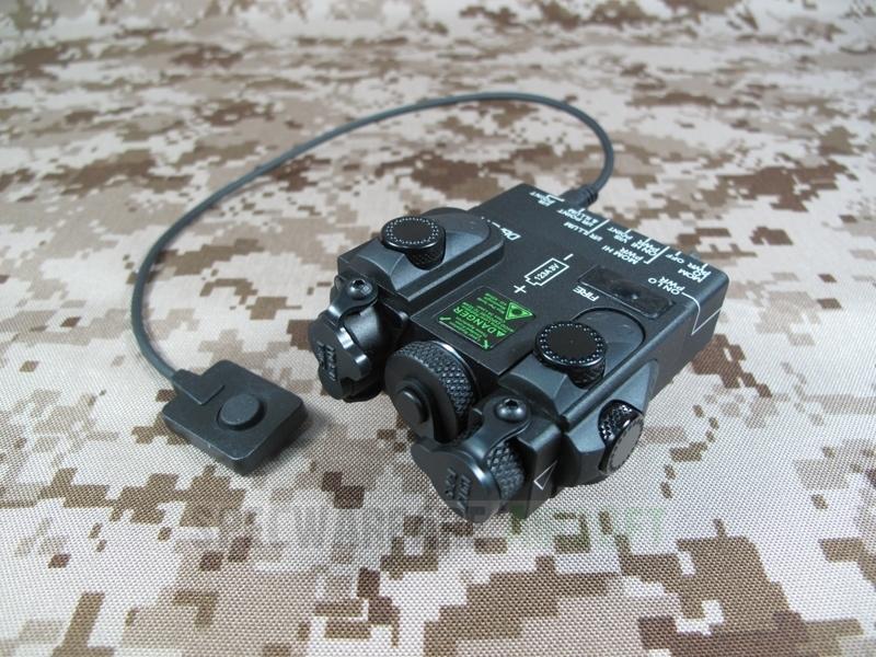 Picture of G&P Dual Laser Destinator and Illuminator (Black)