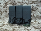 Picture of FLYYE Triple M4/M16 Mag Pouch (Black)