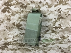 Picture of FLYYE Single FB Style 5.56 ammo pouch with insert (Ranger Green)