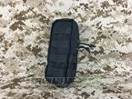 Picture of FLYYE SpecOps Vertical Thin Utility Pouch (Black)