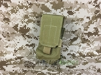 Picture of FLYYE Molle Single M14 Mag Pouch (Coyote Brown)