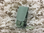 Picture of FLYYE Molle Single M14 Mag Pouch (Ranger Green)