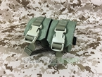 Picture of FLYYE Double Fragmentation Grenade Pouch (Ranger Green)