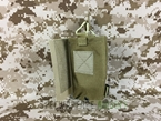 Picture of FLYYE JPC Swift Radio Pouch Left (Coyote Brown)