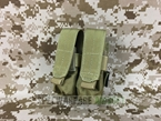 Picture of FLYYE Molle Double 9mm Mag Pouch Ver.FE (Coyote Brown)