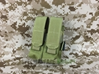 Picture of FLYYE Molle Double 9mm Mag Pouch Ver.FE (Khaki)