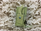 Picture of FLYYE Short Radio Pouch (Khaki)