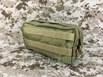 Picture of FLYYE SpecOps Horizontal Thin Utility Pouch (Coyote Brown)