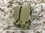 Picture of FLYYE Molle Double M4/M16 Mag Pouch Ver.EG (Coyote Brown)