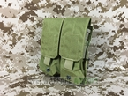 Picture of FLYYE Molle Double M4/M16 Mag Pouch Ver.EG (Khaki)