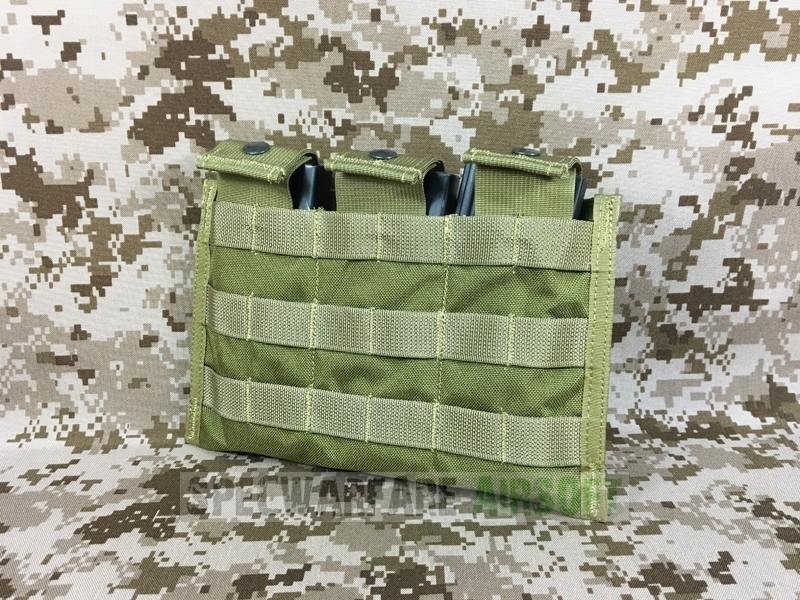 Picture of FLYYE Triple M4/M16 Mag Pouch Ver.MI (Khaki)