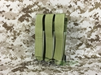 Picture of FLYYE Molle Triple MP5 Magazine Pouch (Khaki)