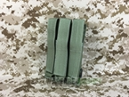 Picture of FLYYE Molle Triple MP5 Magazine Pouch (Ranger Green)